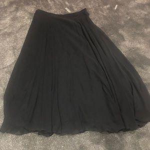 Lovely chiffon skirt
